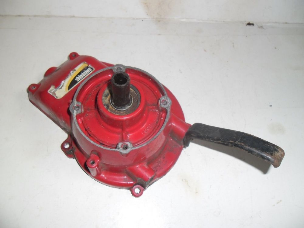 Shindaiwa 20011 Clutch Drum and housing